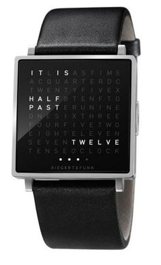 Hi-tech got to love it! Are we connected! We should be like-minded thinkers should share!bit.ly/inspireyou Cool watch!